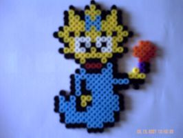 Maggy simpson by perles-hama