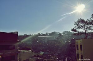 Good Morning Baguio by heygray