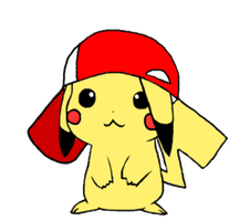 Pika Hat by KIxFE-4eva