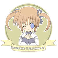 not yet a mesh cap: nanoha by airmi