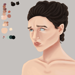Claire WIP aka help me by TheDivineMissM-94