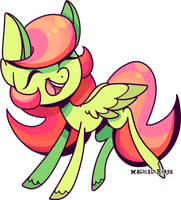 flower power by Magical-Horse