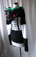 Beetlejuice Sandworm Hoodie 9 by smarmy-clothes
