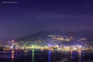 Nagasaki Lights by WindyLife