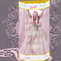 Pink Friday back of case by webkidd