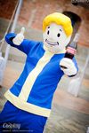 Vault Boy by DallenaD