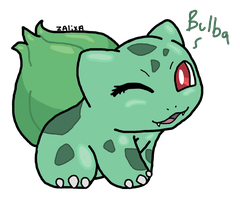 For Kimorah - Bulba by li-Fae