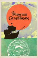 Pirates Of The Caribbean by Hartter