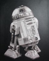 R2D2 by Papergizmo