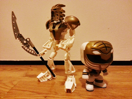 Warriors Who Fight For Light Of Hope (Toy ver.) by StealthNinja5