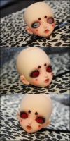 Face-up: Peakswoods Lady Bee by asainemuri