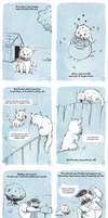 A Short Story about A Puppy Named Freddie Mercury by bensigas