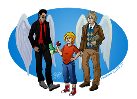 GO: Team Free Will UK by stivaktis