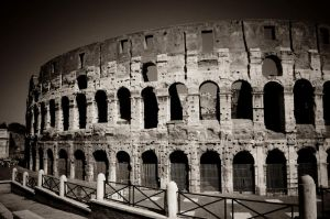 collosseum by q-c