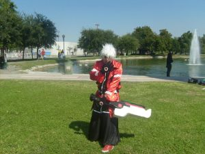 Ragna the Bloodedge in Mexico-Japan 2010 II by LenMomono