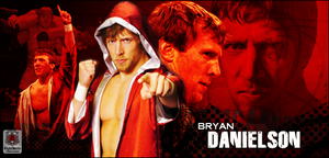 Bryan Danielson by EightRedd
