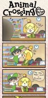 Animal Crossing w/ Pervy 2 - Give Her Love by iPervy
