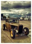 Ford B Coupe 1932 by Pajunen