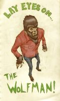 The Wolfman by RoscoeFink