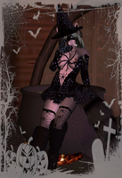 Halloween 2011 Witch by SilasDion