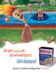 Band-aid Ad by bunnygopoof