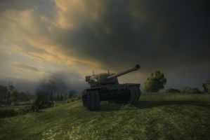 The T29 American heavy tank? by A3DR