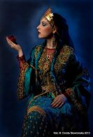 Persian Princess - Miniature photosession by Apsara-Stock