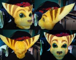Ratchet - WIP 3 by Hyokenseisou-Cosplay