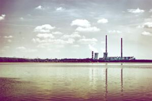 Power Station by micorasol