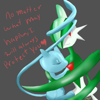 I will always protect you by candlesnax