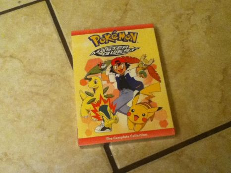 Pokemon Master Quest Complete Collection by PokeLoveroftheWorld