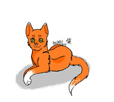 Squirrelflight by Bailey157