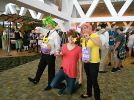 Otakon 2012 - The Fairly OddParents Cosplay Group by Angel1224