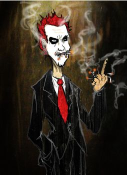 WICKED Monoxide by DrewtheUnquestioned