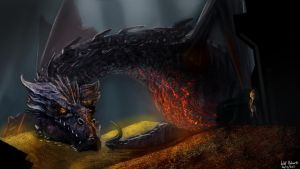Smaug by willroberts04