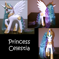 Princess Celestia Custom by JwalsShop