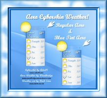 Aero Cyberskin Weather Release by TNBrat