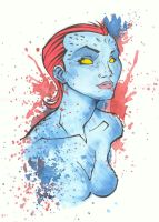 Mystique by KidNotorious
