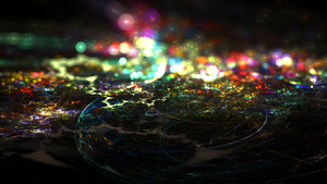Sparks II FREE HD Wallpaper by luisbc