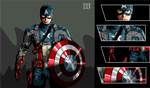 AMERICAN IS CAPTAIN IDIOT - ITS ABOUT SATISFACTION by Yusuf-Graphicoholic