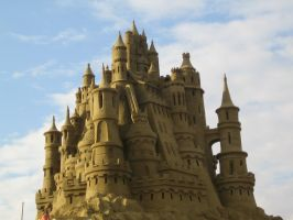 Sand Castle 4 by Suzuko42