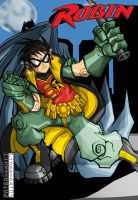 Robin - The Son of Darkness by The-Satsui