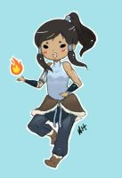 Korra by Radio-Aktive