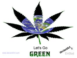 Lets Go Green by BL8antBand