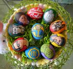 Fallout 4 Easter Eggs by Red-Flare