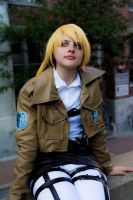 Attack on titans - Leisure time by Ryukai-MJ