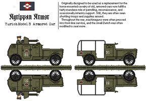 Zurich Model 3 Armored Car by Another-Eurasian