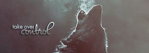 the wolf signature by MsCanines