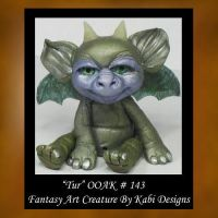 Tur Fantasy Little Creature by KabiDesigns
