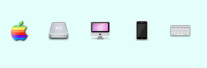 Mini Icon 32px by rewkelly